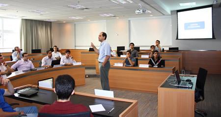 Aula de MBA